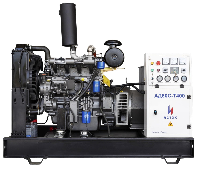 дизельная электростанция исток ад60с-т400-рм25