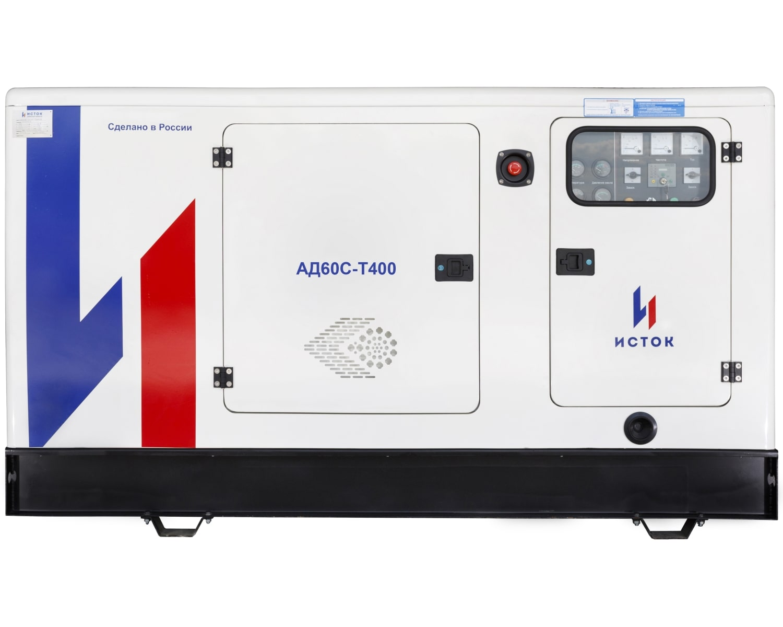 дизельная электростанция исток ад60с-т400-рпм25