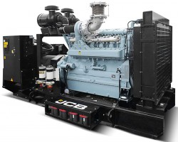дизельная электростанция jcb g1000x