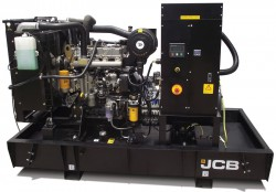 дизельная электростанция jcb g115s