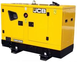 дизельная электростанция jcb g20qs
