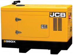 дизельная электростанция jcb g8qx