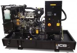 дизельная электростанция jcb g90s