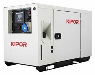 дизельная электростанция kipor id10