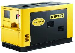 дизельная электростанция kipor kde16sta3