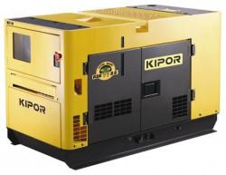 дизельная электростанция kipor kde45ss3