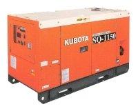 дизельная электростанция kubota kj-t180dx