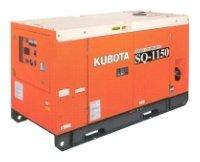 дизельная электростанция kubota sq-3140