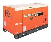 дизельная электростанция kubota sq-3200
