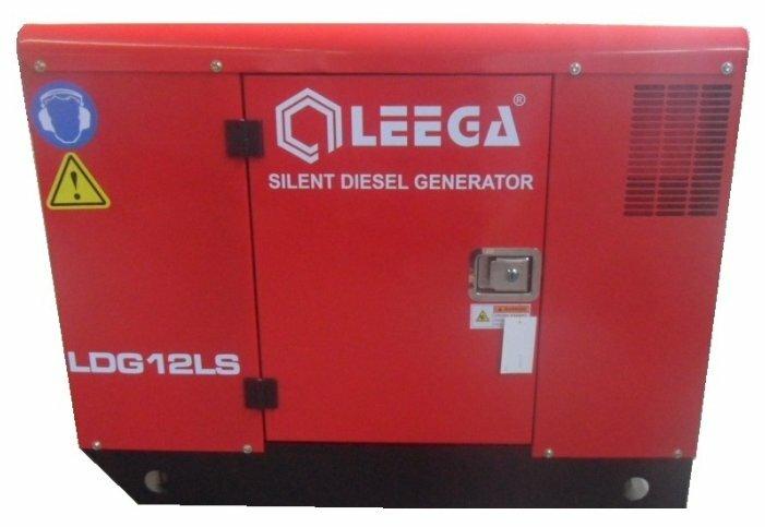 дизельная электростанция lega power ldg12 ls