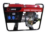 дизельная электростанция lega power ldg 6000cle-3