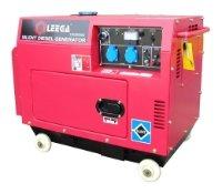 дизельная электростанция lega power ldg 6500sa-3
