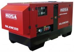 дизельная электростанция mosa ge 115 psx eas