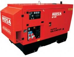дизельная электростанция mosa ge 125 jsx eas
