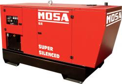 дизельная электростанция mosa ge 225 vsx