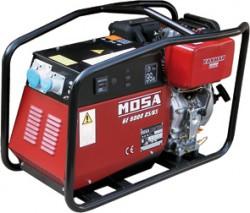 дизельная электростанция mosa ge 6000 ds/gs