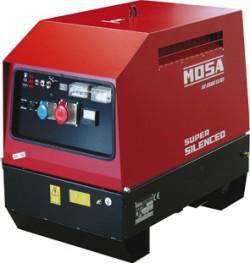 дизельная электростанция mosa ge 6000 sx/gs eas