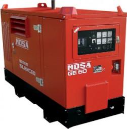 дизельная электростанция mosa ge 60 s eas