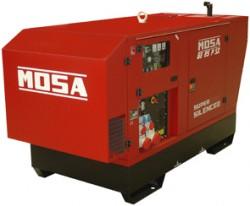 дизельная электростанция mosa ge 85 psx eas