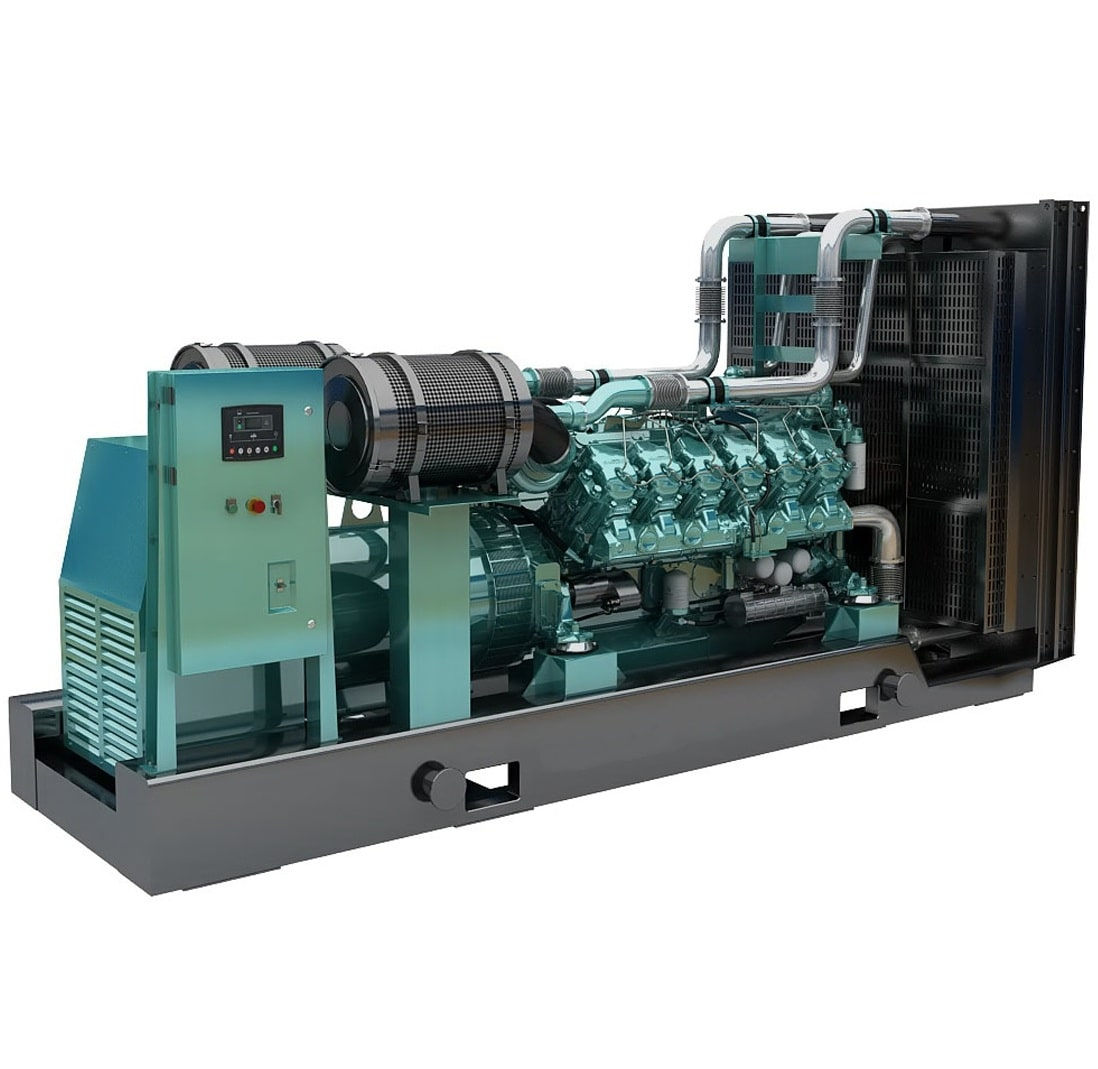 дизельная электростанция motor ад1000-т400-ba