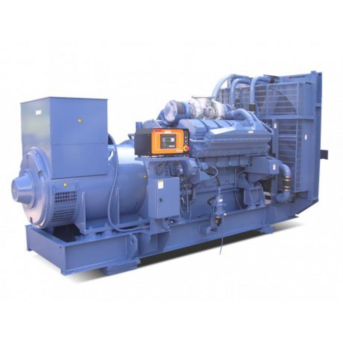 дизельная электростанция motor ад1500-т400-y