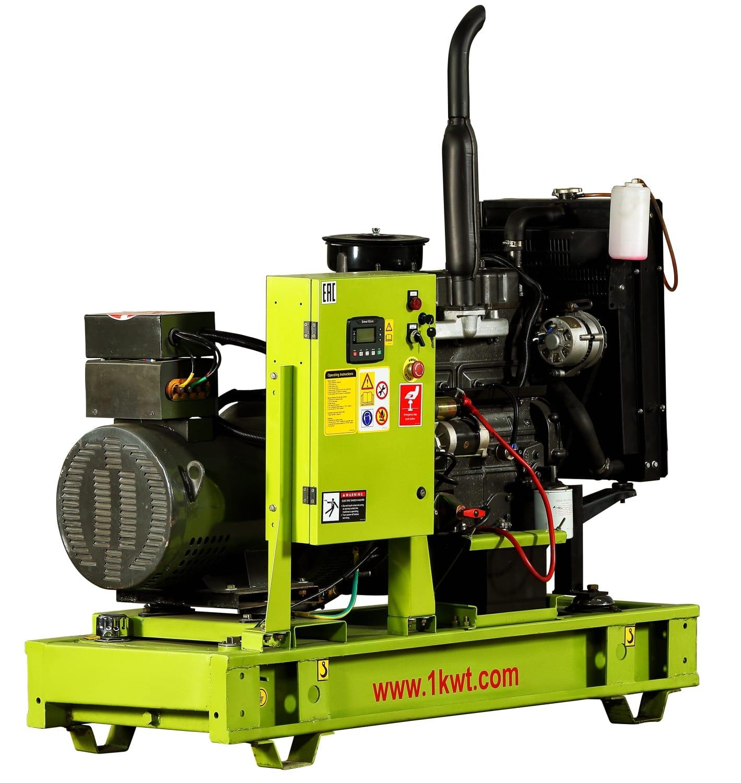 Дизельная электростанция Motor Ад300-т400-sh