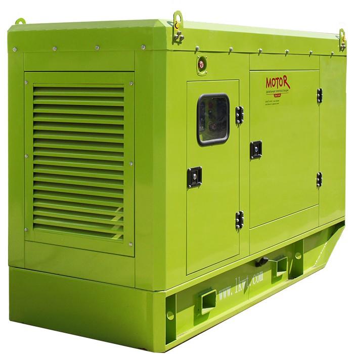 Дизельная электростанция Motor Ад320-т400-sh