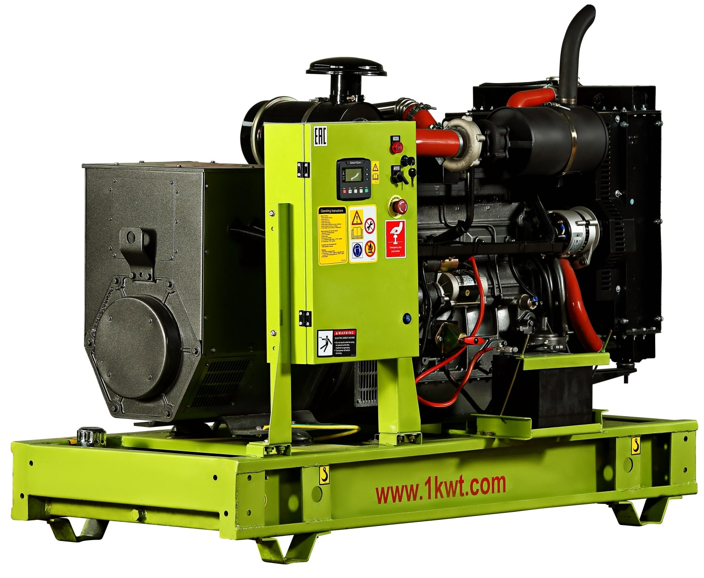 дизельная электростанция motor ад440-т400-w