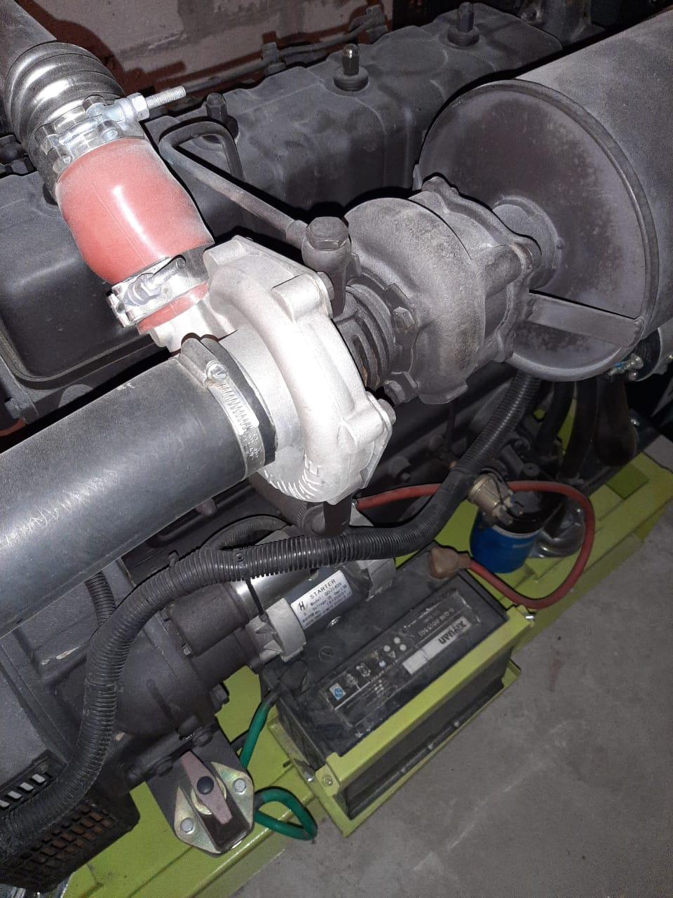 турбокомпрессор hinde marco xdj56h