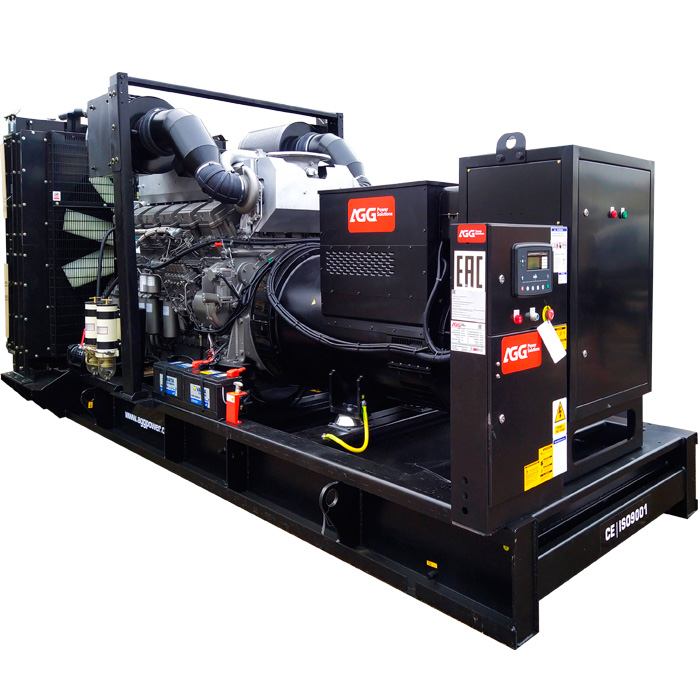 дизельная электростанция motor mge1480-t400-mi