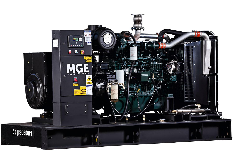 дизельная электростанция motor mge200-т400-do