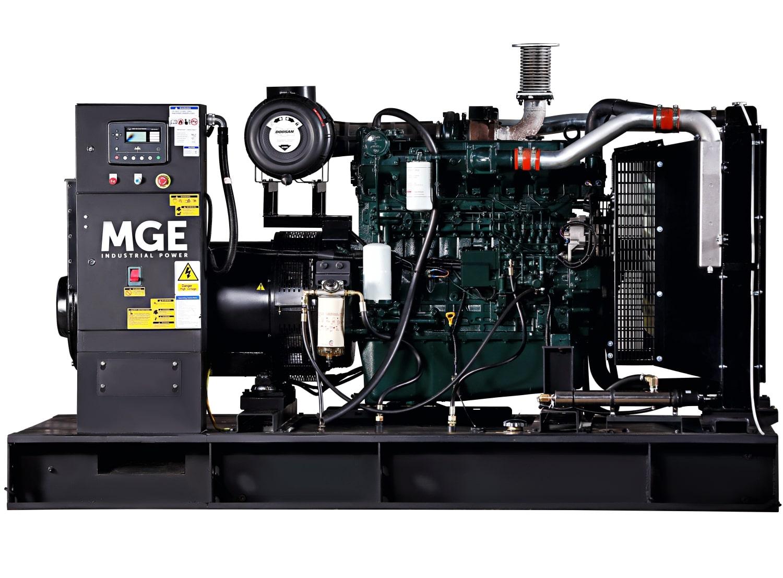 дизельная электростанция motor mge250-т400-do