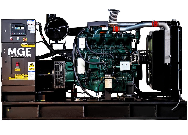 дизельная электростанция motor mge500-т400-do