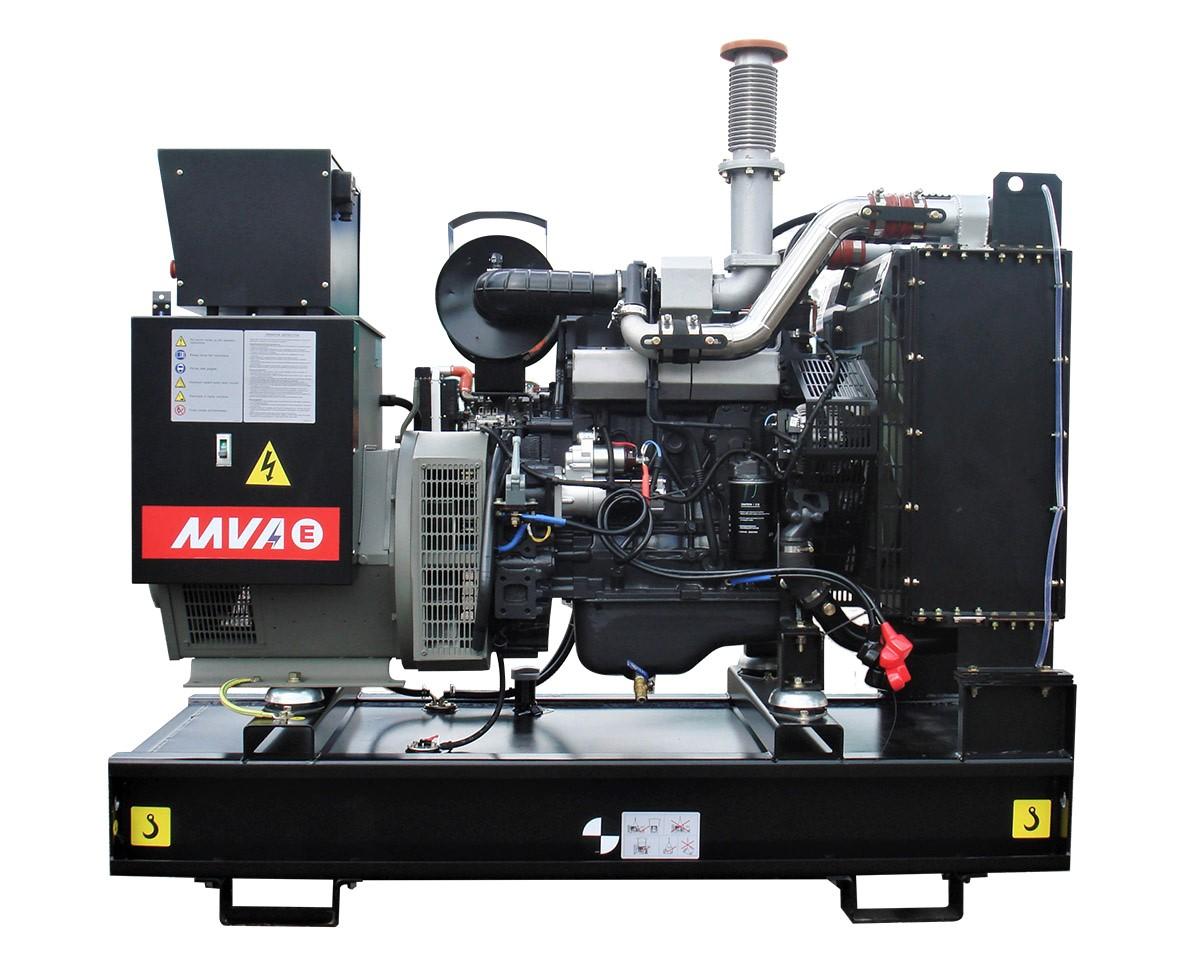 дизельная электростанция mvae ад-100-400-с