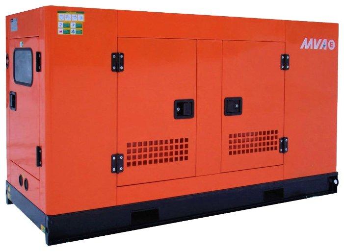 дизельная электростанция mvae ад-10-230-рк