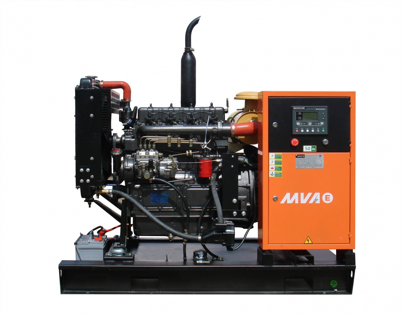 дизельная электростанция mvae ад-16-400-ар