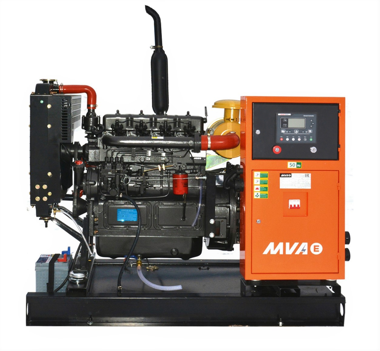 дизельная электростанция mvae ад-18-400-ар