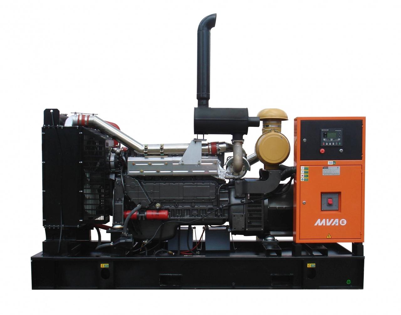 дизельная электростанция mvae ад-200-400-ар