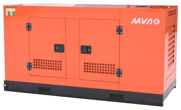 дизельная электростанция mvae ад-25-230-рк