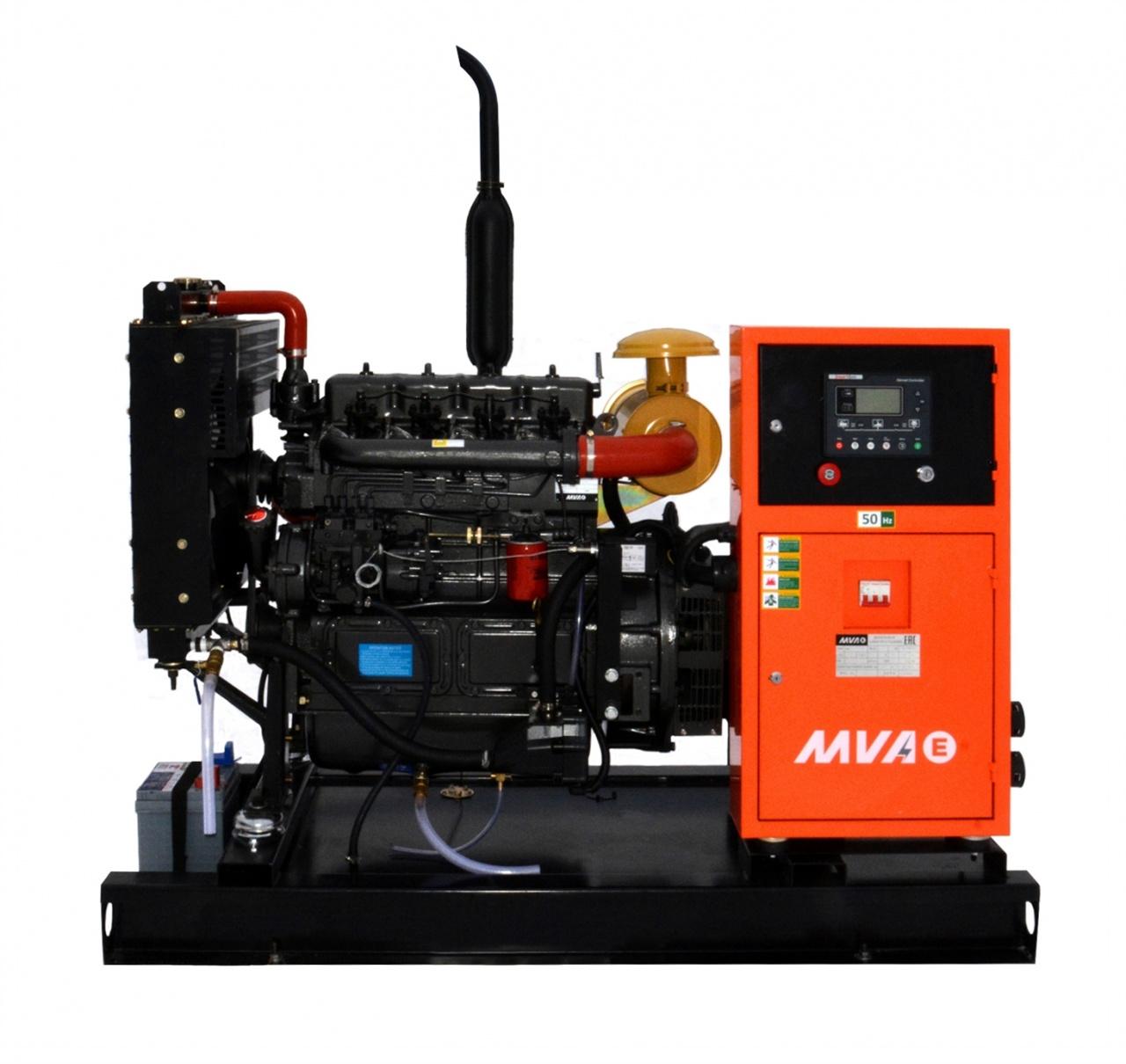 дизельная электростанция mvae ад-25-400-ар