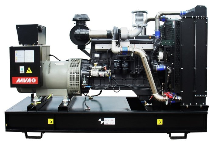 дизельная электростанция mvae ад-300-400-c