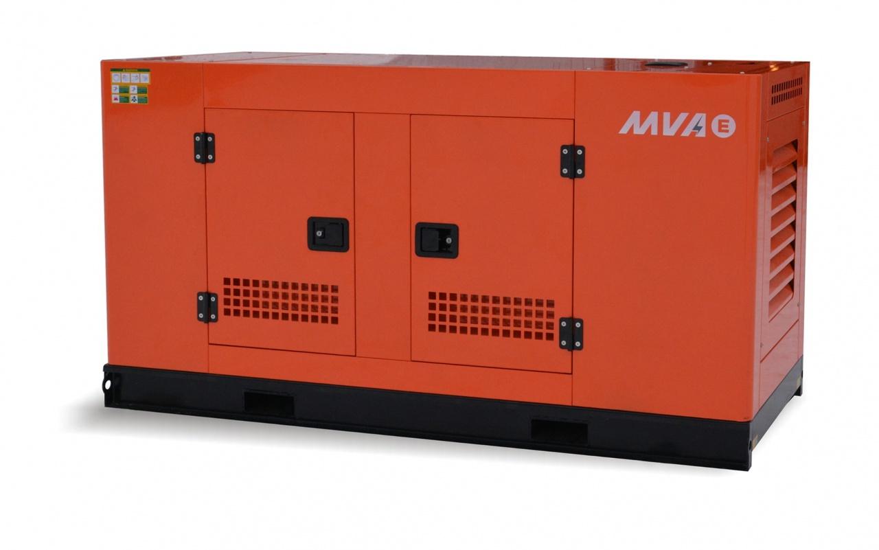 дизельная электростанция mvae ад-30-230-ар