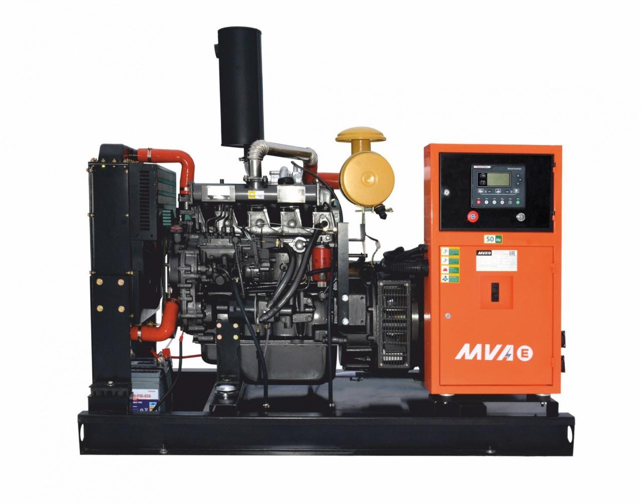 дизельная электростанция mvae ад-30-400-ар