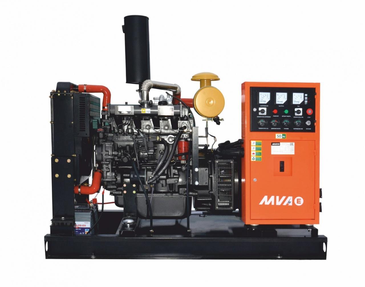 дизельная электростанция mvae ад-30-400-р