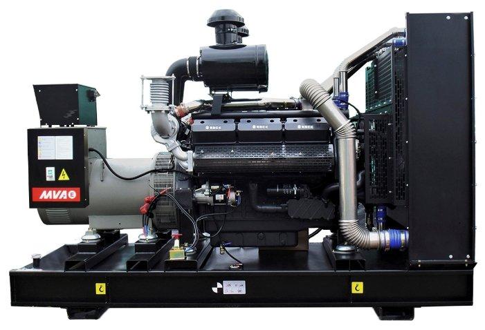 дизельная электростанция mvae ад-400-400-c