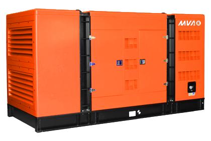 дизельная электростанция mvae ад-500-400-ck