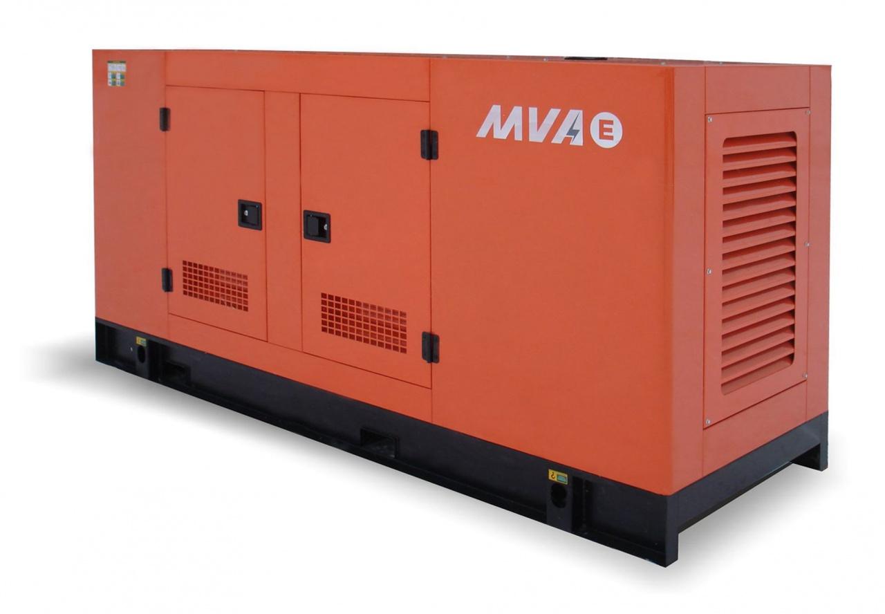 дизельная электростанция mvae ад-50-400-ар