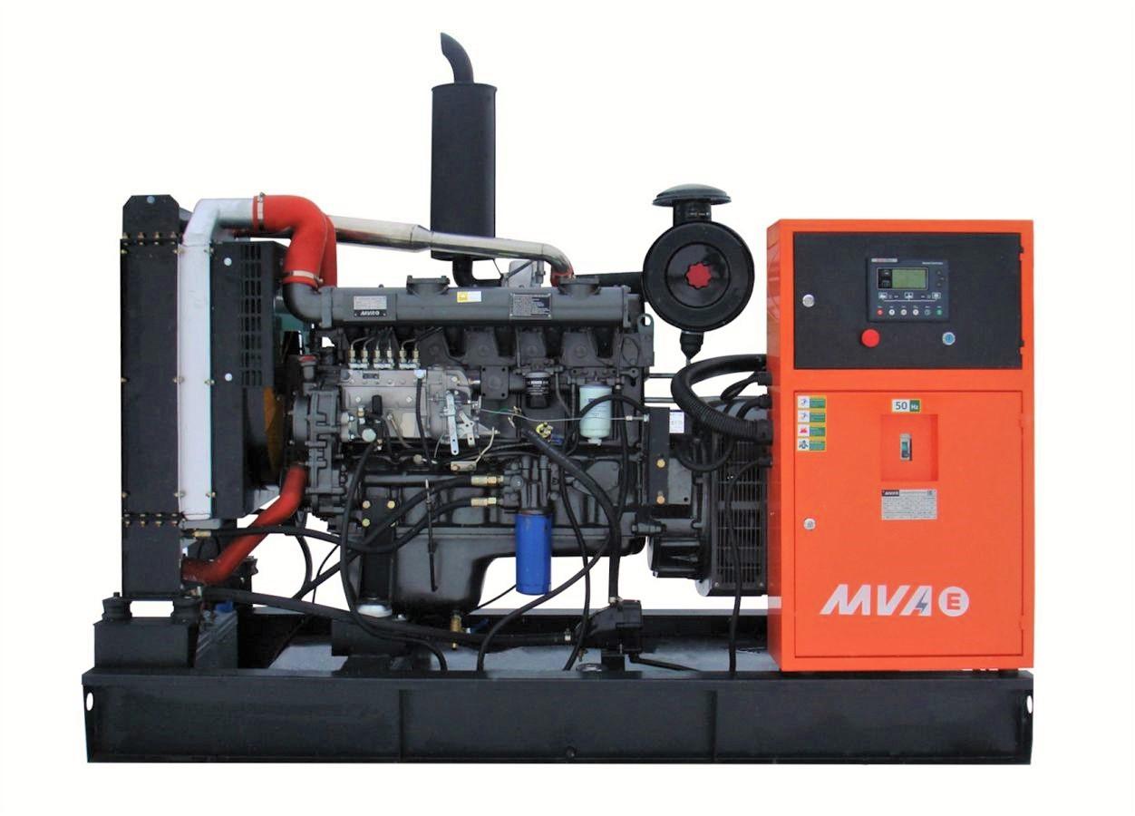 дизельная электростанция mvae ад-80-400-ар