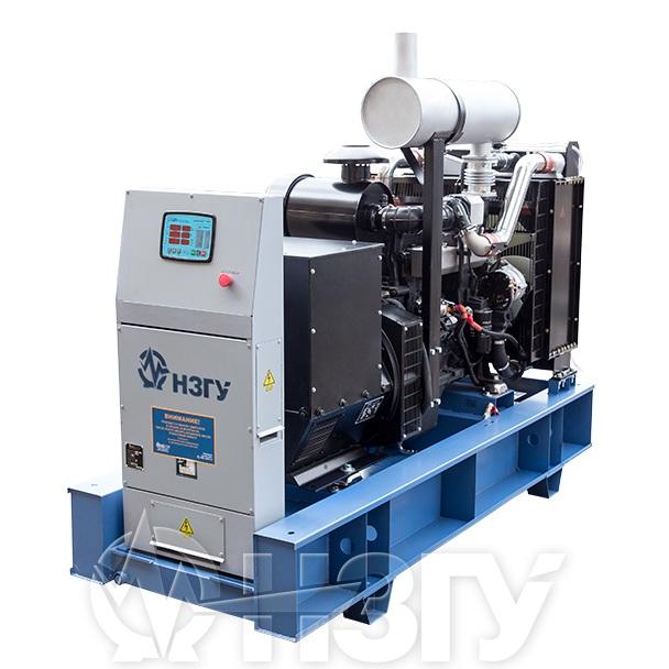 дизельная электростанция нзгу ад100с-т400-1рм1