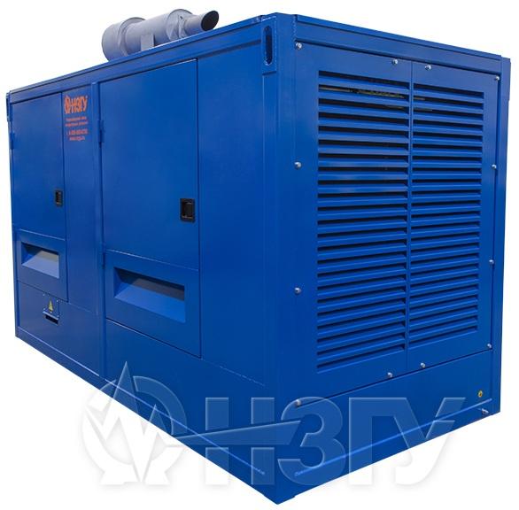 дизельная электростанция нзгу ад300с-т400-1рпм3